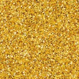 500 gr sclipici/glitter auriu granulatie mare