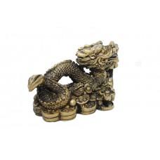 Dragon Imperial pe monede cu pepita