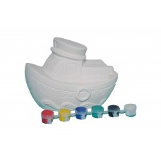 Pusculita vapor din ceramica
