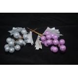 Decoratiuni struguri lila