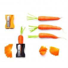 Dispozitiv de ascutit si decojit legume