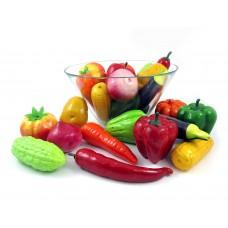 Set 10 legume decorative sau educative