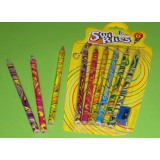 6 creioane mozaic
