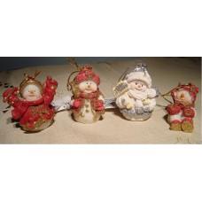 Globulete figurine - Om de zapada